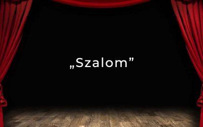 Szalom